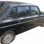 Scrap Volvo Car
