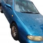 Scrap Nissan Car