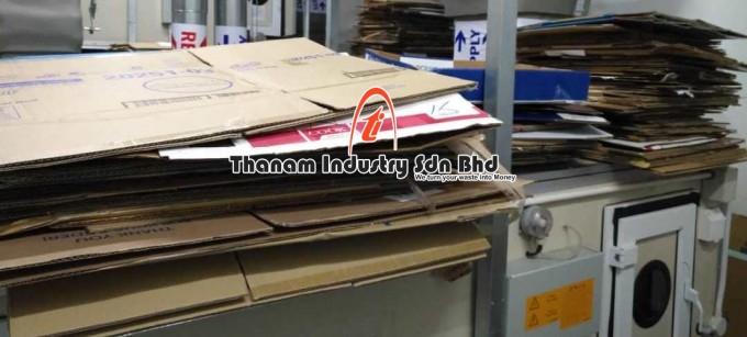 Scrap Empty Carton Box (2)