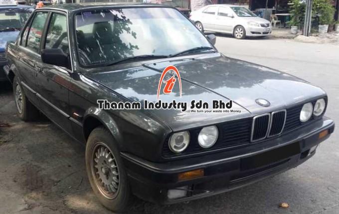 Scrap Used Car (10)
